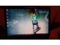 Hitachi L19H01UB 19' HDMI/VGA PC Monitor/ Digital freeview TV