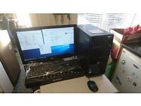 HP PRO 3500 MT CORE i5 QUAD CORE COMPUTER