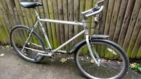 Radford lightweight hybrid bike