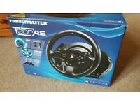 Thrustmaster T300RS steering wheel + pedals for PS4/PC