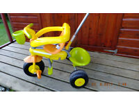 Toddler's 'Smart Trike' Lollipop 123 for recommended age 10 months to 3 years
