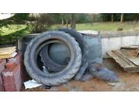 Tractor tyres / tubes