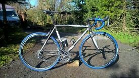 trek madone-5 racing bike 56cm