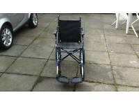 For Sale Lightweight Travel Wheelchair