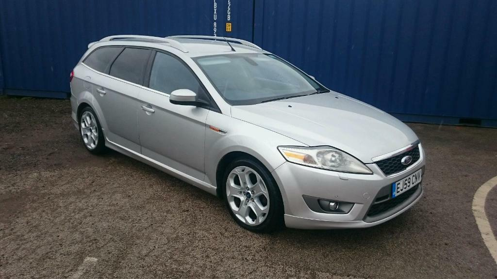ford mondeo mk4 titanium x sport 2009 2 0tdci 140 manual estate in bulwell nottinghamshire. Black Bedroom Furniture Sets. Home Design Ideas