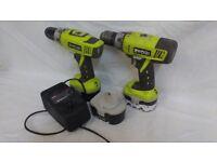 RYOBI LCD1402 14.4V Drill set