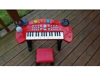 Toddlers keyboard