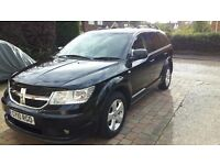 Dodge Journey 2010 2L sxt crd 7 seats fsh 6mths mot 2 keys £4995 ovno