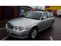 Rover 75 tourer CDTI Club SE