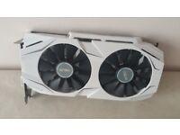 Nvidia GeForce GTX 1060 GDDR5 3GB GPU