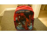 Kids Spiderman Suitcase