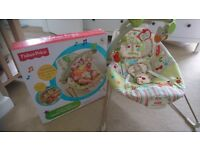 Fisher Price Woodsy Friends Bouncer