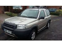 Land Rover Freelander * Nice condition*