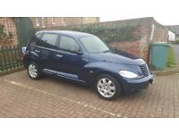 Chrysler PT Cruiser Touring CRD 2.2 Diesel Low Mileage.