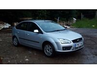 Ford focus spares or repair non drivable as turbo has gone full service history £ offers