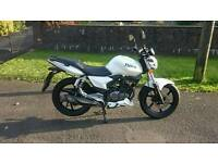 2015 KSR Moto Worx 125 - 5K Miles - Only One Lady Owner