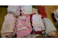 0-3months Baby Girls Massive clothes (bundle 1)
