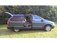 Chrysler Grand Voyager Diesel 7 Seater MPV