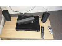 """TV 36"""" AND DVD PLAYER"""