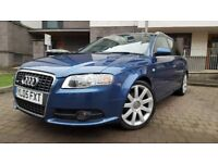 AUDI A4 AVANT S-LINE 2.0TDI with 18'' WHEELS