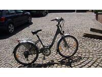 Wisper 707 8amp Electric Bike
