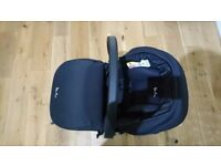 Quality Silver cross Baby Car seat , Moses Basket and teddy bear
