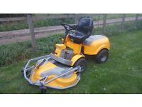 Ride on lawnmower Stiga park Diesel 4x4