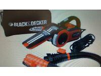BLACK & DECKER Car Vacuum Cleaner Dustbuster