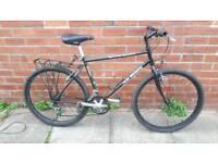 Adults Shogun Bike 19 inch frame 26 inch Wheels Good Working Condition ready to ride