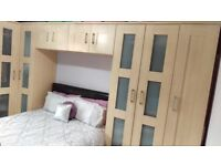 Modular Fitted Wardrobes, Bridging Units & Chest of Drawers