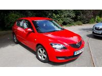 MAZDA3 1.6 TS 5dr Great car Good condition Very low mileage FSH Lady owner for last 8 years