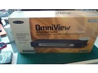 Omniview 4 port advanced KVM