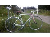 Lovely Women's vintage Raleigh Road Bike (531 tubing)