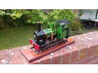 Cheddar Models 'Iver' 45mm Live Steam Garden Railway Locomotive