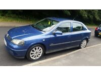 Vauxhall Astra sxi 16v 1.8i , 12 months mot, selling due to getting a new car