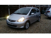 2007 Honda Jazz 1.4 i-DSI SE 5dr with Very Low Mileage, Full Sevice History, 12 Months MOT