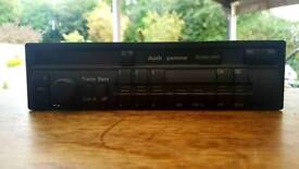 Genuine Audi Gamma original stereo!! Mint With code!!!