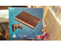 PLAYSTATION 3 12GB PERFECT CONDITION. BOXED.