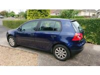VW Golf 1.6 SE Petrol.Low miles.FSH.2 owners.Runs well, Good spec:A/C, cruise, auto lights/wiper