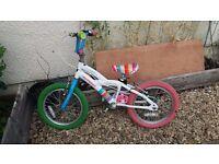 Kids bike girls