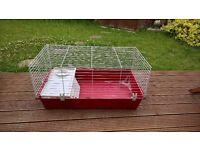 Rabbit Guinea pig animal cage pen hutch