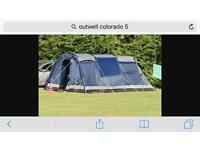 Outwell Colorado 5 man tent