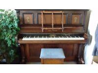 Piano – upright Waldstein