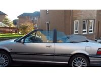 Rover 216 Cabriolet Swap