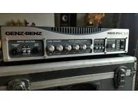 Genz Benz bass amp