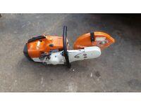 Stihl sthil still saw ts400 ts410 saw brick stone metal grinder chop cut off