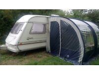 Abi Jubilee Viceroy 4/5 Berth With Awning