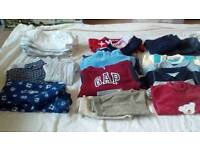 Boy's 12 to 18 months clothes