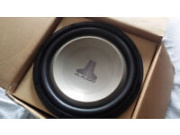 JL Audio Subwoofer speaker Bass box Alpine Type R