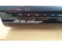 Sky + HD box 2tb Wifi Model
